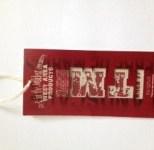 Printed Fabric Labels