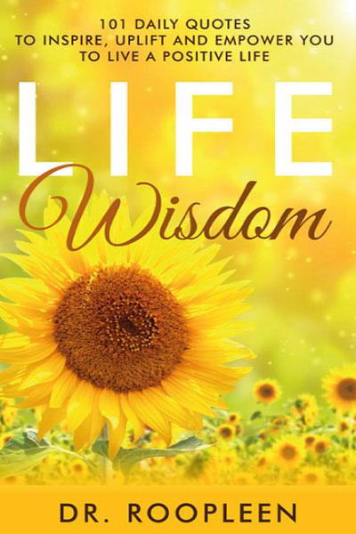 life wisdom book cover