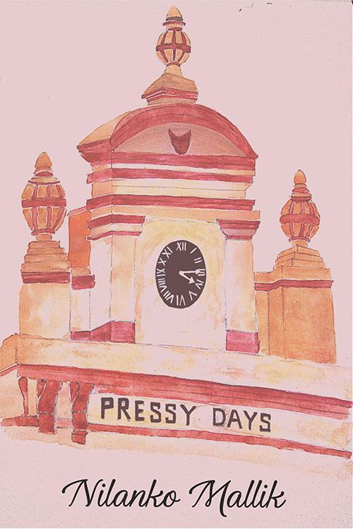 pressy days book cover
