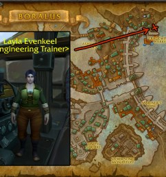 battle for azeroth engineering guide patch 8 2 wow professions wow engineering schematics [ 1446 x 972 Pixel ]