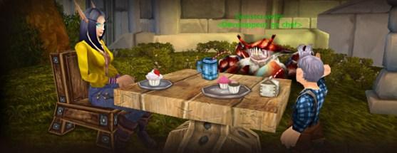 Cataclysm - mop - café avec les devs