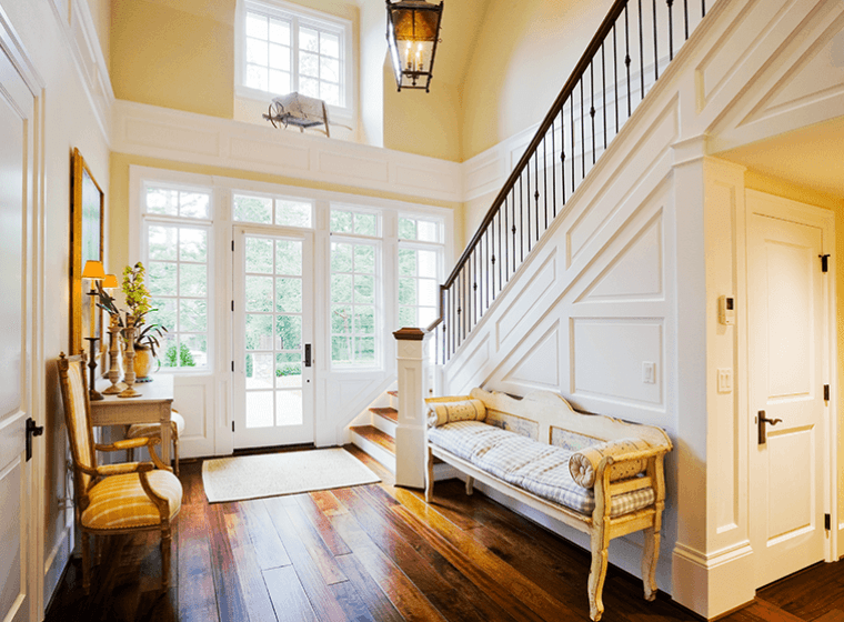 Warm And Welcoming Hallway Color Ideas Wow 1 Day Painting