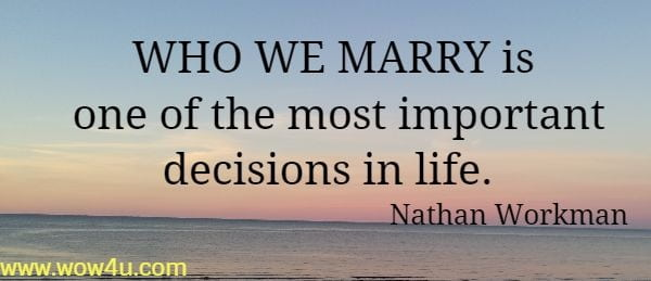 76 marriage quotes inspirational