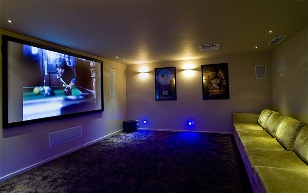 3d Fall Ceiling Wallpaper 18 Of The Best Home Theater Room Ideas For Your Home Wow