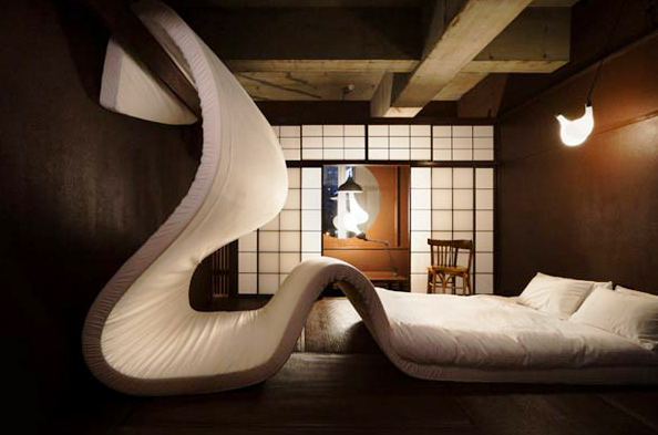 The Most Bizarre Bedrooms You Will Ever See  Wow Amazing