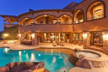 Luxury Mansions with Pool