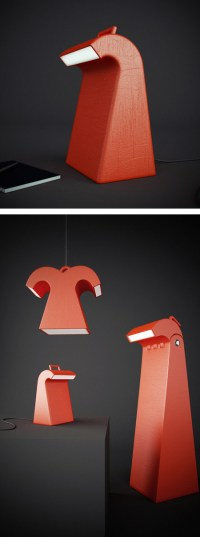 These Strange-Looking Lamps Hold Appeal for Even the Most ...