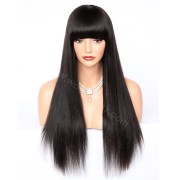 wowebony full bangs lace front