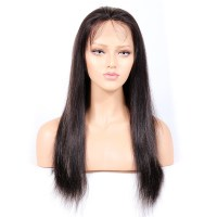 WowEbony #1B/27 Highlight Color Glueless Full Lace Wigs ...