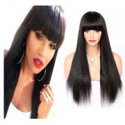 wowebony indian remy hair full