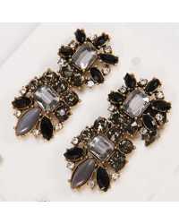 Black Exotic Earrings :: Wowflashy.com