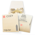 three free condom samples