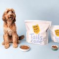 free dog food tail trial