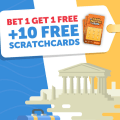 free lotto bet and scratch cards