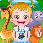 Baby Hazel Learn Animals