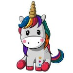 Cute Unicorn Memory