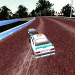 Police Racing Car