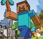 Minecraft Fun Coloring Book