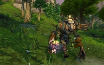 Hozen na Floresta Jade