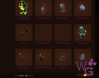 Armory Montarias Legion