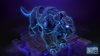 Tigre do Nexus para Heroes of the Storm