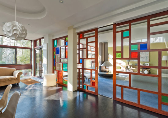 To Let Four Bedroom Duplex Apartment In The 1960s Dinerman Davison Hillman Designed Copper Beech In London N6 Wowhaus