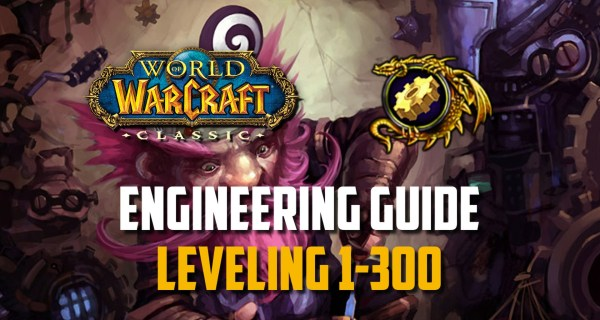 Profession Leveling Guide - Year of Clean Water