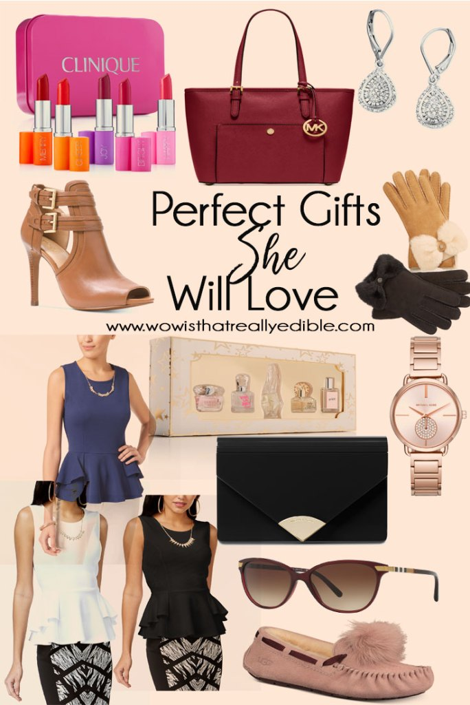Perfect gifts she will love