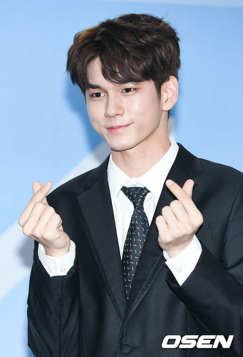 WANNA ONE Ong Seong Woo In The Ranking Of The Artists Who