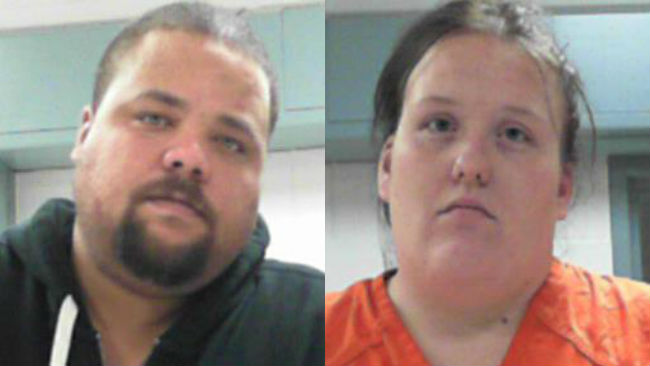 2 Arrested on Felony Charges in Huntington