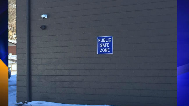 Public Safe Zone