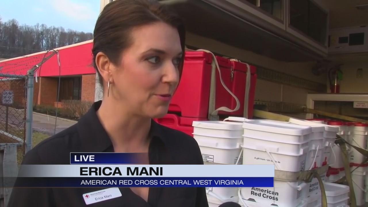 Red Cross Prepares For Floods