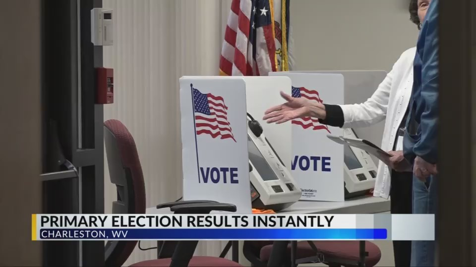 New Software Promises Real Time Primary Election Results