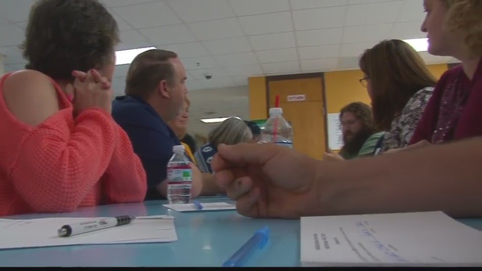 Workshop Held to Discuss the Rebuild of NIcholas County Schools