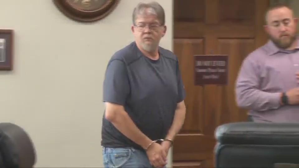 Bond set at $200,000 for former corrections officer Larry Tucker