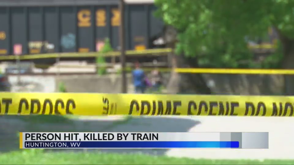 Huntington Police Investigating a Body Found on Railroad Track