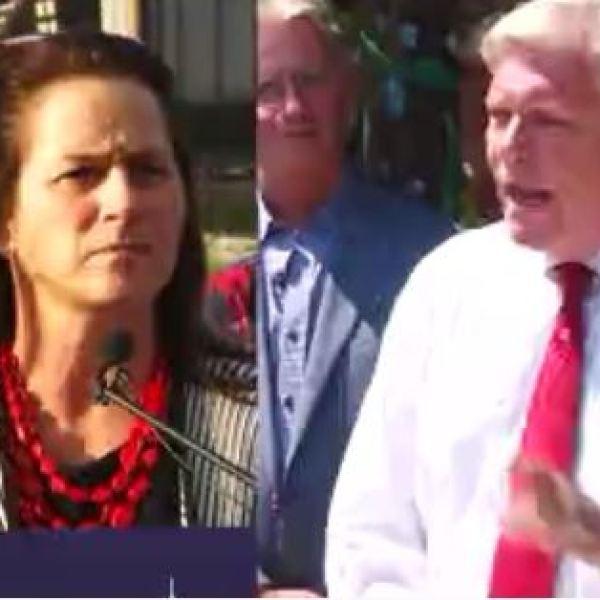 Democratic candidates for Charleston mayor's race.