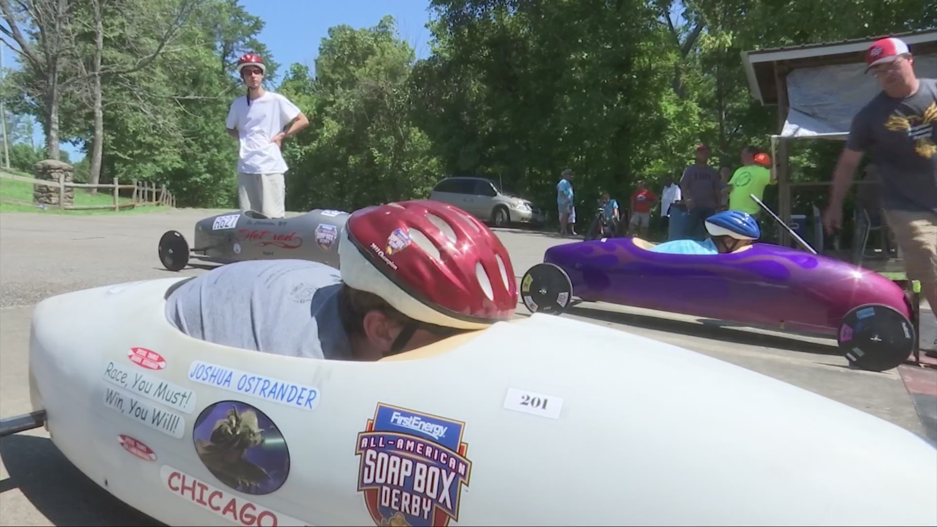 Kanawha Valley Soap Box Derby Welcomes Labor Day Racers