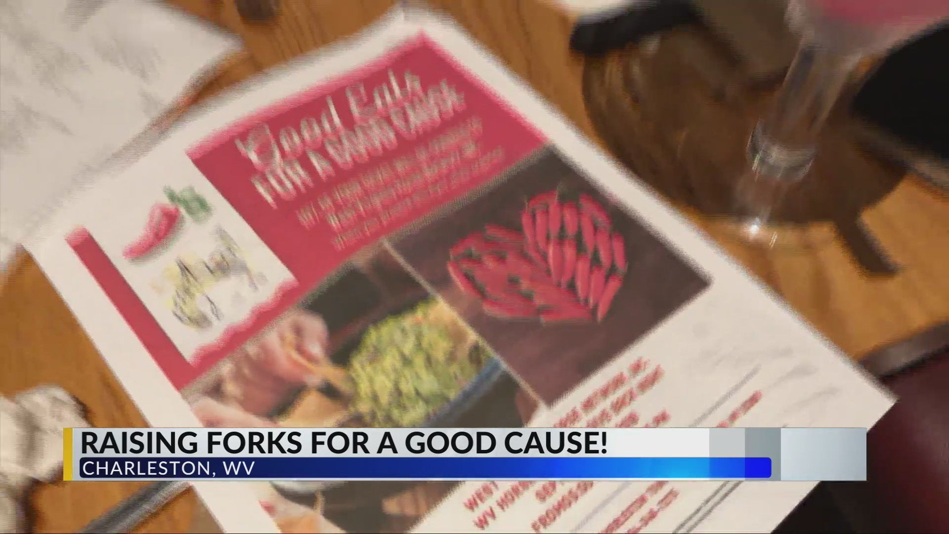 Raising Forks for a good cause, the West Virginia Horse Network