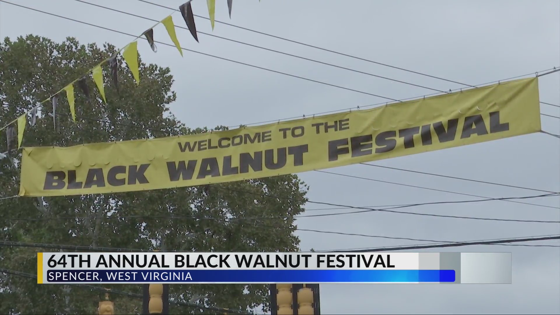 In a nutshell: Annual Black Walnut Festival doesn't disappoint