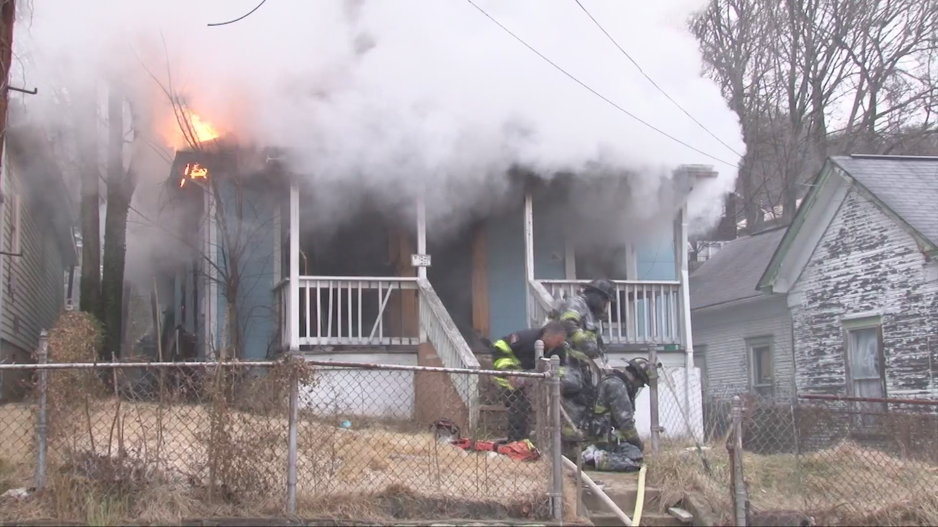 Charleston Sees Nearly 20 House Fires This Year
