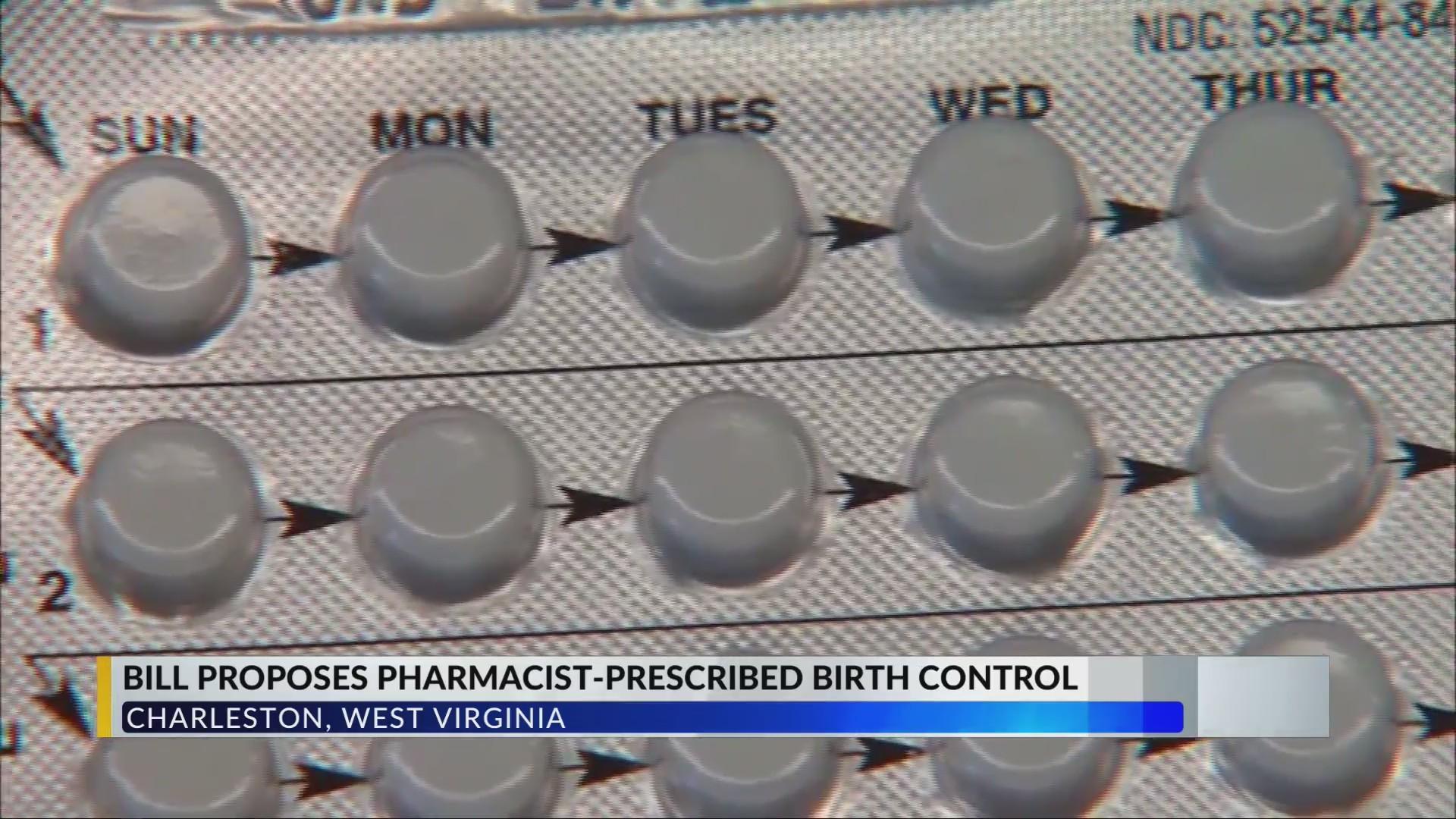Bill Proposes Pharmacist-Prescribed Birth Control