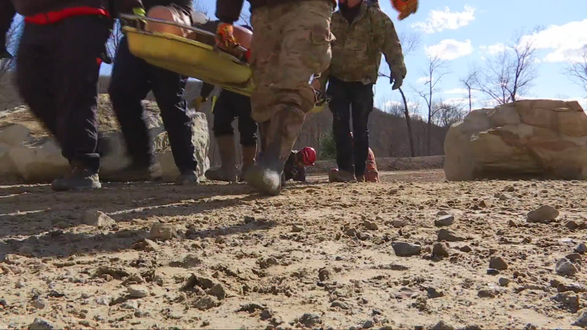 First Responders Face New Challenges