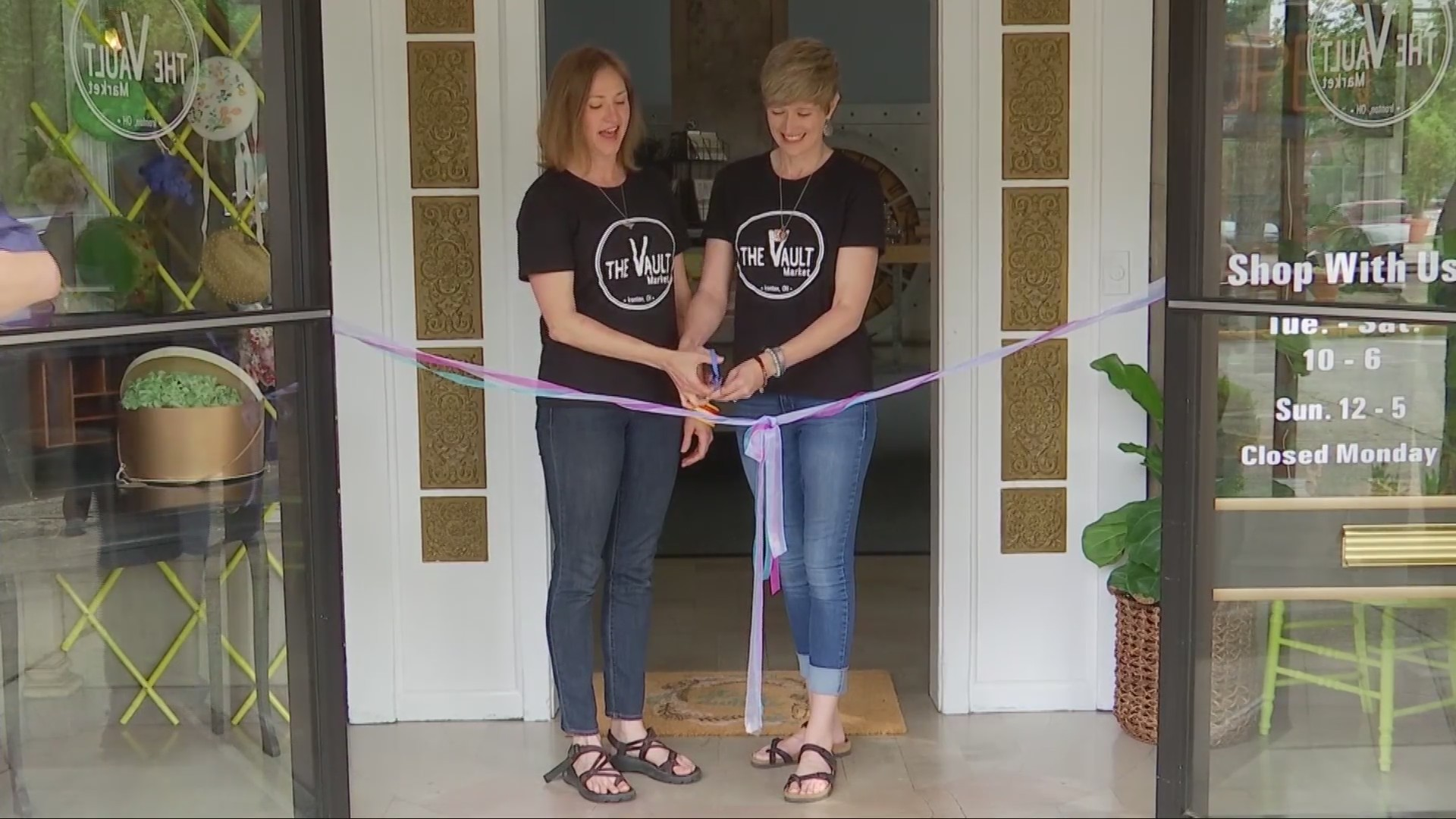 Collaborative downtown shop opens doors