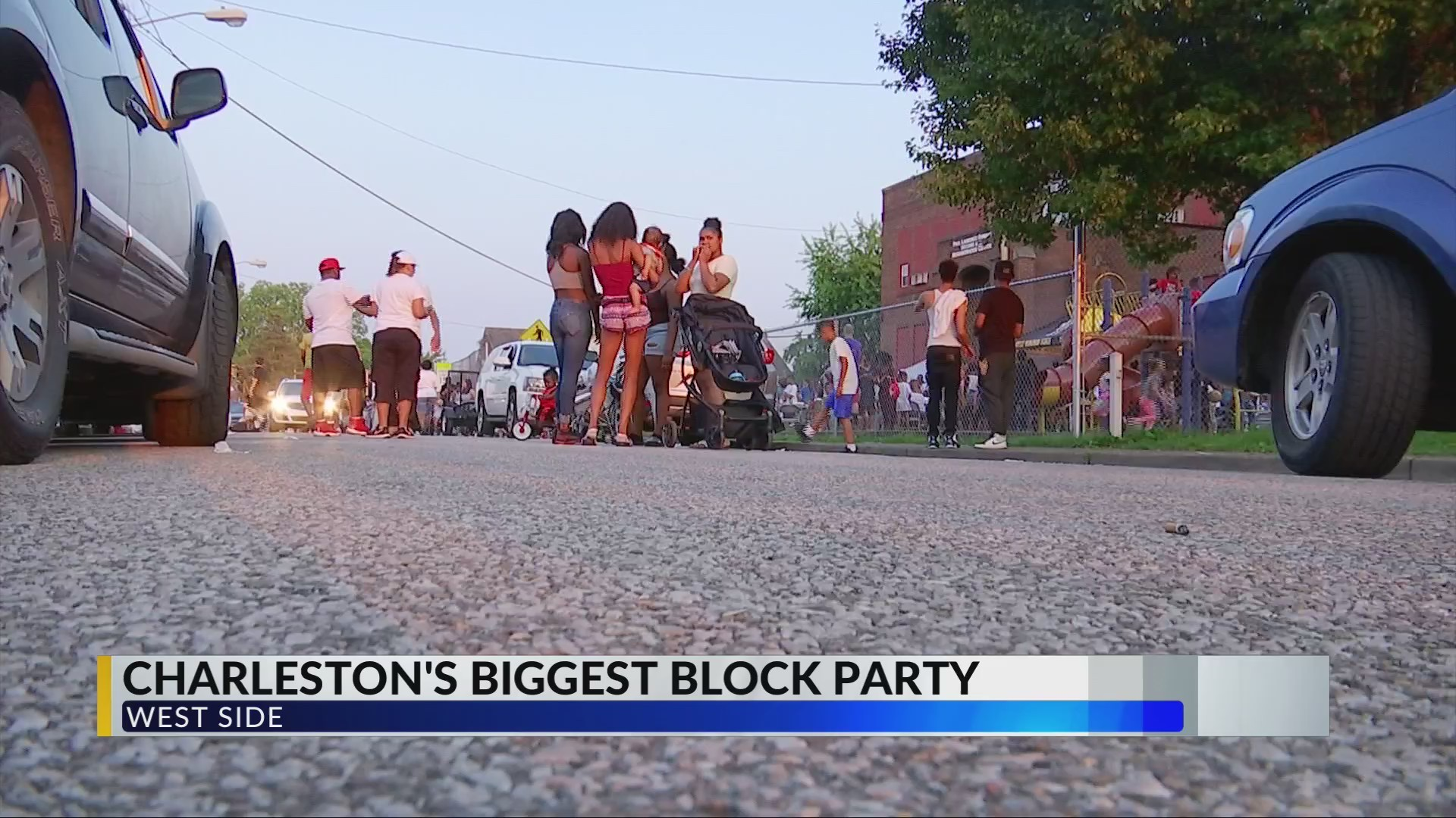 "Charleston's ""Biggest Block Party"" Proves Fun for All Ages"