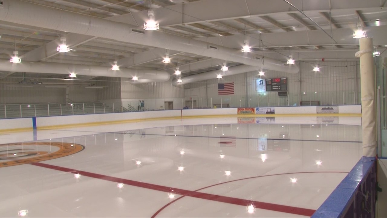south charleston ice rink