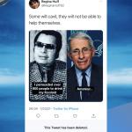 Kentucky lawmaker under fire after a tweet comparing Fauci to Jonestown cult leader