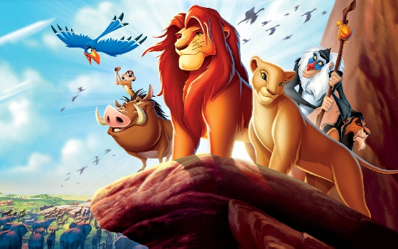 10 lion kings