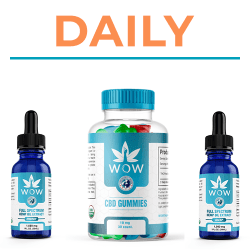 picture of cbd gummies and tinctures