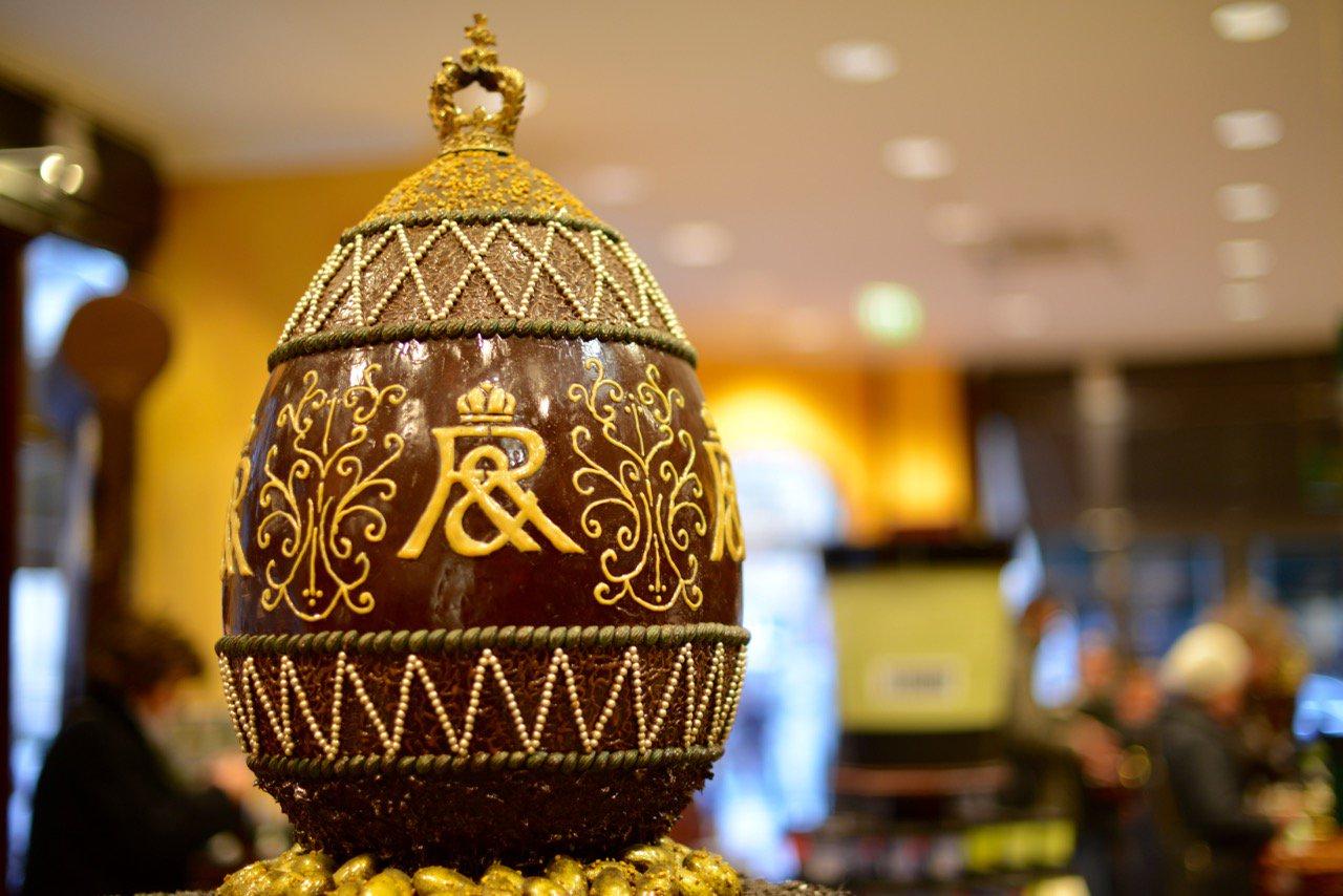 Fassbender  Rausch Schokolade seit 1918